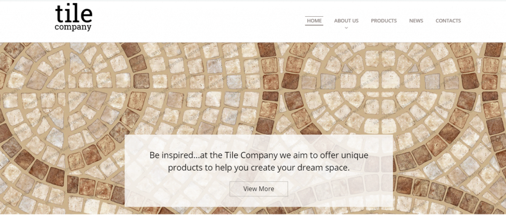 Interior-Design - 60+ HTML Interior & Furniture Website Templates [year]