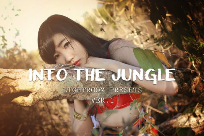 Into-The-Jungle-Lightroom-Presets - 75+ Awesome Lightroom Creative Digital Photography [year]