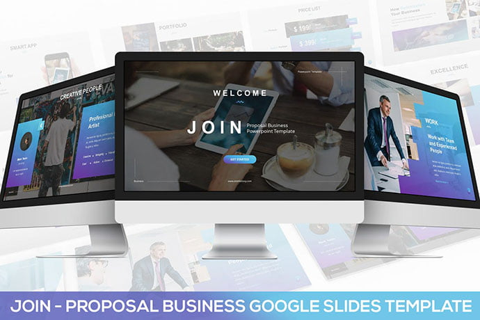 JOIN - 35+ Blast of Bright PowerPoint Templates [year]