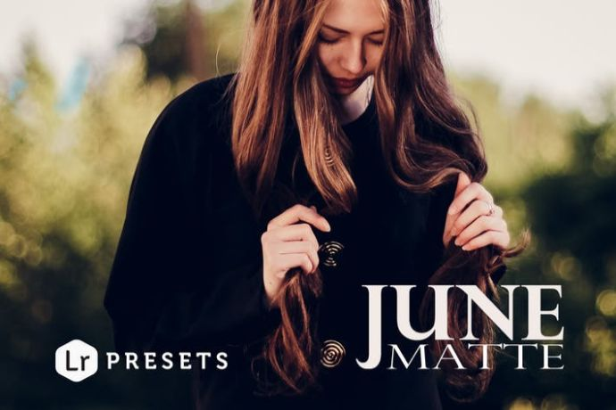 June-Matte - 75+ Awesome Lightroom Creative Digital Photography [year]