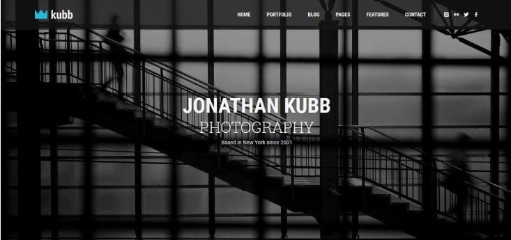 Kubb - 45+ Responsive News Website Templates [year]