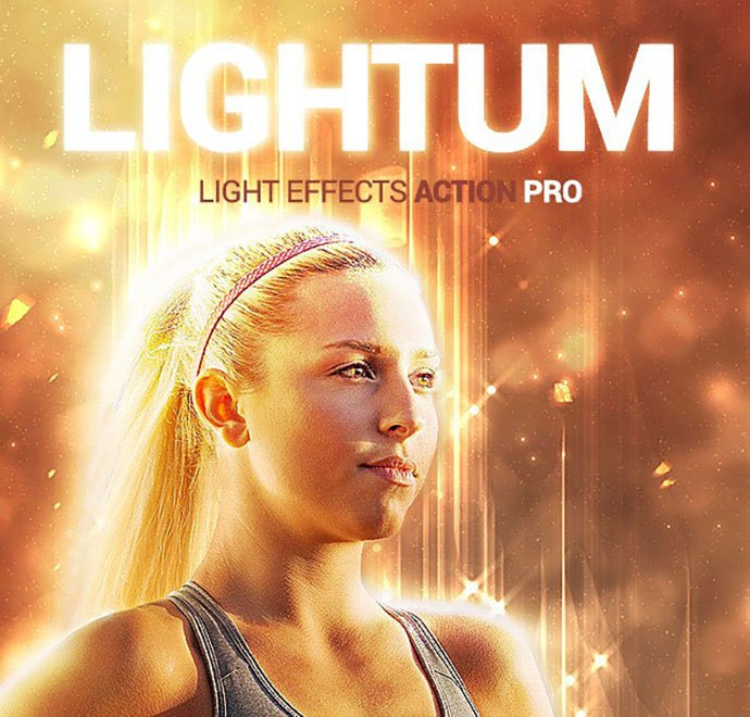 Lightum-Light-Effects-Photoshop-Action - 35+ Attractive Glow Effect Photoshop Actions
