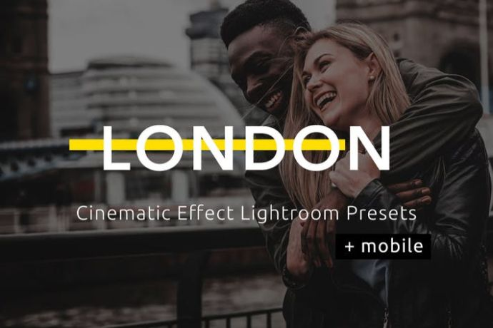 London-Cinematic-Lightroom-Presets-1 - 75+ Awesome Lightroom Creative Digital Photography [year]