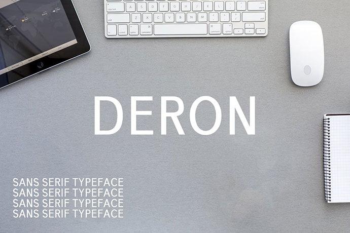 Maleah-Sans-Serif-Font-Family-Pack - 35+ Effective Fonts for Brochure Design [year]