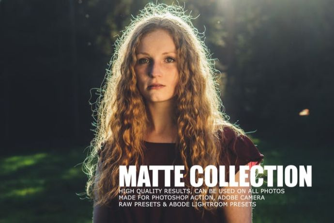 Matte-Tone-Collection-Lightroom-Presets - 75+ Awesome Lightroom Creative Digital Photography [year]