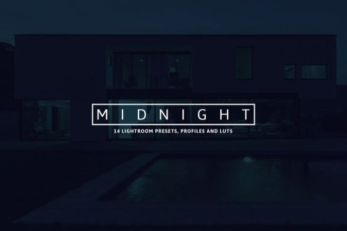 Midnight-Lightroom-Presets - 75+ Awesome Lightroom Creative Digital Photography [year]
