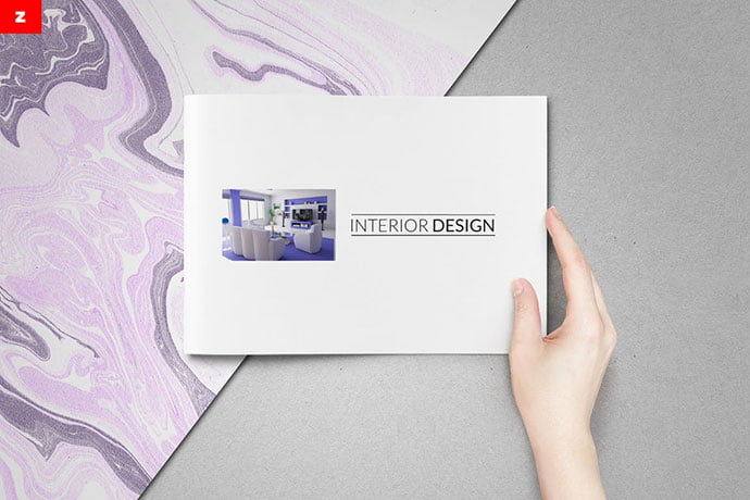 Minimal-Catalog-Brochure - 35+ Best Interior & Furniture Catalog Templates [year]