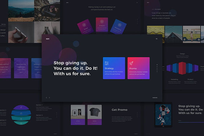 Motion - 35+ Blast of Bright PowerPoint Templates [year]