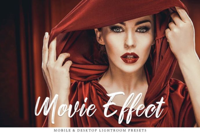 Movie-Effect-Lightroom-Presets - 75+ Awesome Lightroom Creative Digital Photography [year]