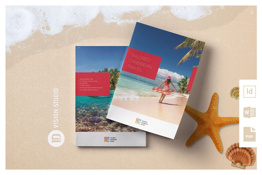 Multipurpose-Brochure-003 - 35 + Calm PSD & InDesign Travel Brochure Templates [year]