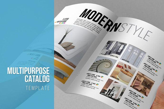 Multipurpose-Catalogs - 35+ Best Interior & Furniture Catalog Templates [year]