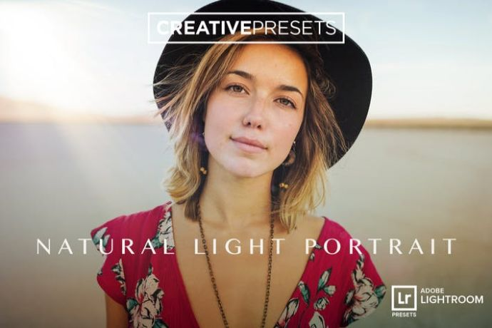 Natural-Light-Portrait - 75+ Awesome Lightroom Creative Digital Photography [year]