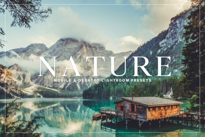 Nature-Lightroom-Presets-Collection - 75+ Awesome Lightroom Creative Digital Photography [year]