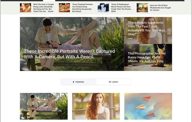 NewsPaper - 46+ Best WordPress Newspaper Themes for News Sites [year]