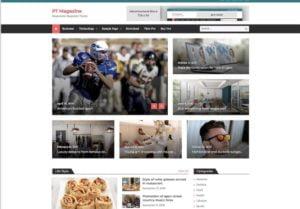 PT-Magazine-1-300x209 - 46+ Best WordPress Newspaper Themes for News Sites [year]