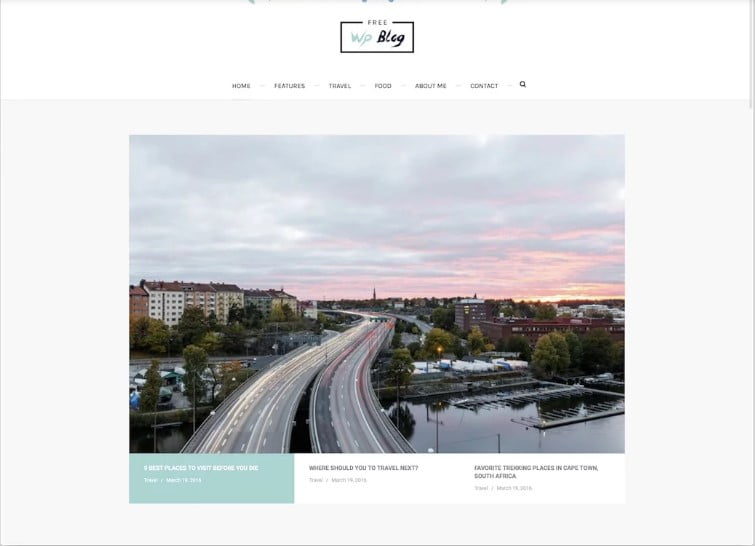 Palmas - 42+ Best Free News Website Templates [year]