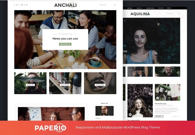 Paperio-1 - 46+ Best WordPress Newspaper Themes for News Sites [year]