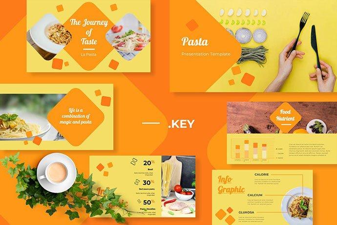 Pasta-Restaurant - 35+ Blast of Bright PowerPoint Templates [year]