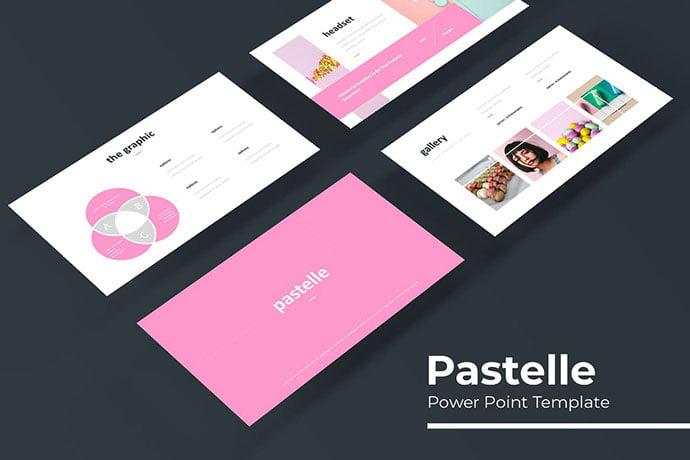 Pastelle - 35+ Blast of Bright PowerPoint Templates [year]