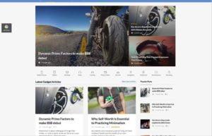 Portus-1-300x193 - 46+ Best WordPress Newspaper Themes for News Sites [year]