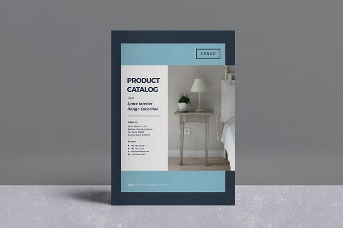 Product-Catalog - 35+ Best Interior & Furniture Catalog Templates [year]