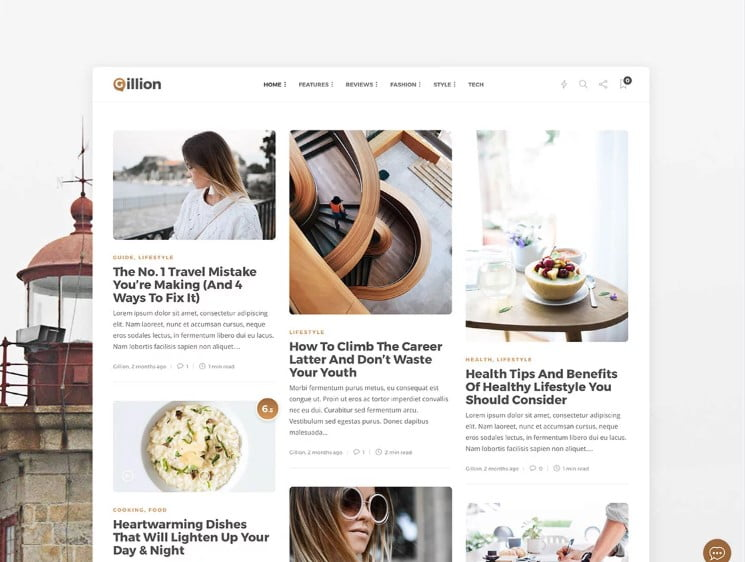 Responsive-News-Blogger-Templates - 60+ Best Free Responsive News Blogger Templates [year]