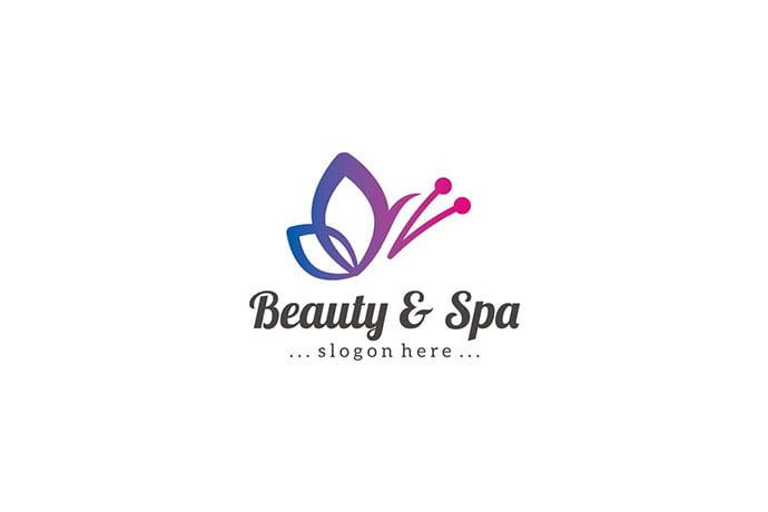 Salon-Logo-Design-Templates - 50+ Stunning Beauty Salon Logo Design Templates [year]
