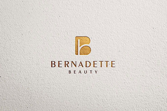 Sophisticated-BB - 32+ Amazing Personal Logo Design Templates [year]