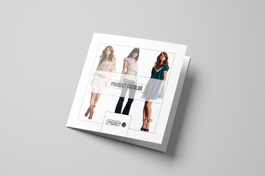 Square-Trifold-Brochure - 60+ Bi-fold & Tri-fold Brochure Design Templates [year]