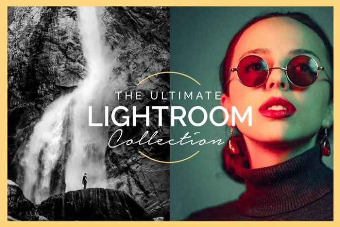 The-Ultimate-Lightroom-Preset-Collection - 75+ Awesome Lightroom Creative Digital Photography [year]