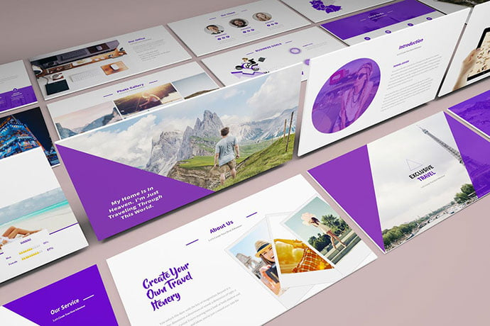 Travel-Agency - 35+ Blast of Bright PowerPoint Templates [year]