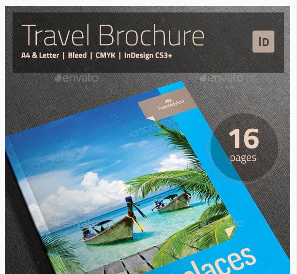 Travel-Brochure-1 - 35 + Calm PSD & InDesign Travel Brochure Templates [year]