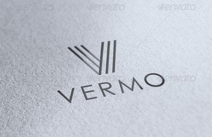 Vermo - 32+ Amazing Personal Logo Design Templates [year]