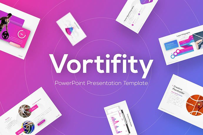 Vortifity - 35+ Blast of Bright PowerPoint Templates [year]