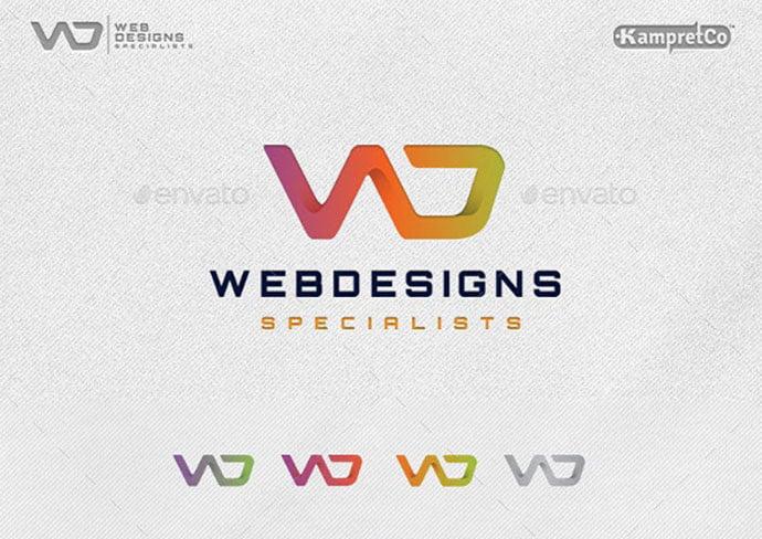 Web-Design - 32+ Amazing Personal Logo Design Templates [year]