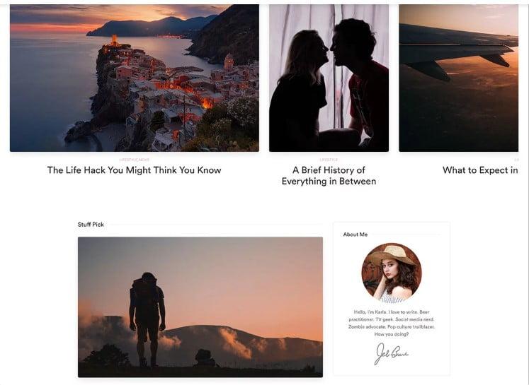 Webify-1 - Top 60+ News Magazine WordPress Themes [year]