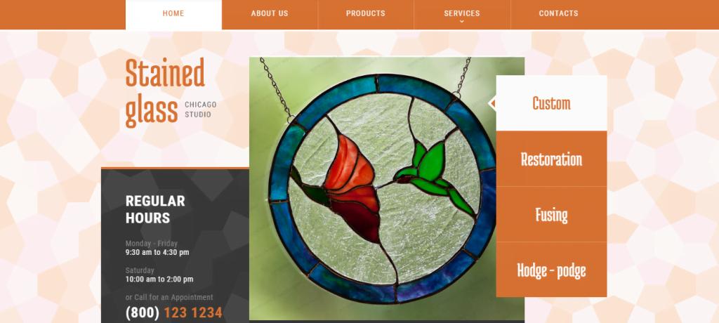 Window-Decor-1 - 60+ HTML Interior & Furniture Website Templates [year]