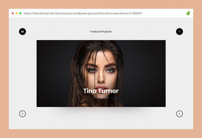 Wizzaro - 30+ WordPress Themes with Stunning Page Transition [year]