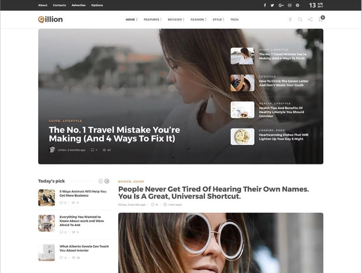 WordPress-Newspaper-Themes - 46+ Best WordPress Newspaper Themes for News Sites [year]