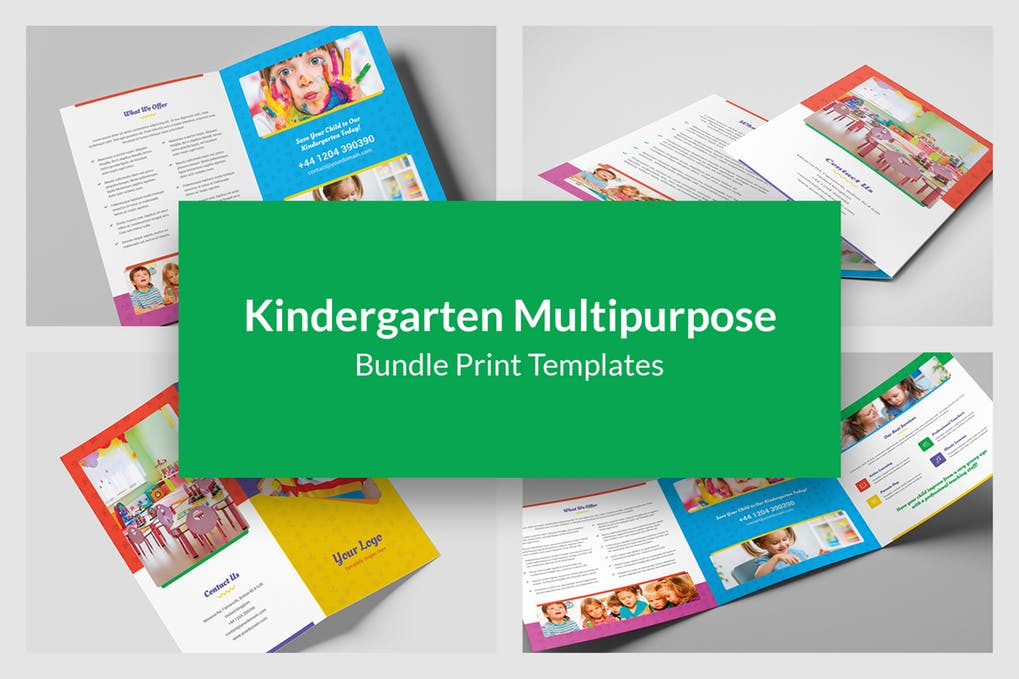 d2e04db7-5caf-4acd-b6cb-e805e5229350 - 60+ Bi-fold & Tri-fold Brochure Design Templates [year]