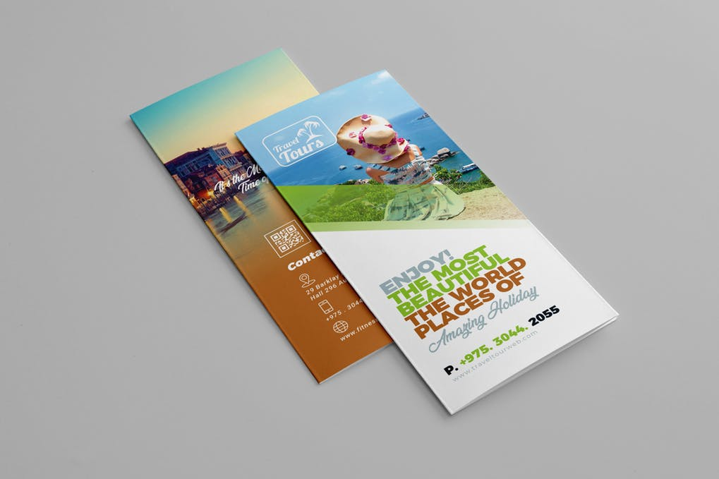 rrt - 35 + Calm PSD & InDesign Travel Brochure Templates [year]