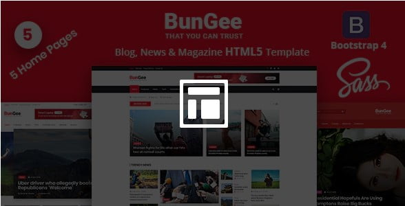 uicookies.comnews-website-template - 45+ Responsive News Website Templates [year]