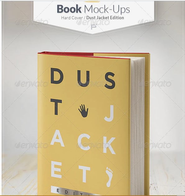 xxxx - 35+ PSD Book Cover Mockup Templates [year]