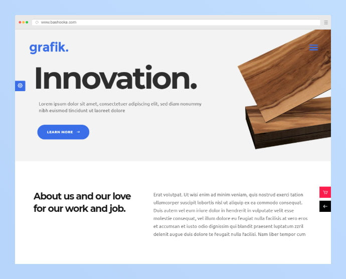 11 - 35+ Compelling Case Study WordPress Themes [year]