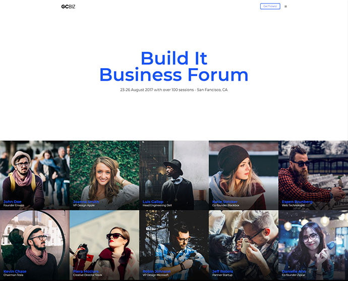 22 - 30+ BEST Blue WordPress Themes [year]
