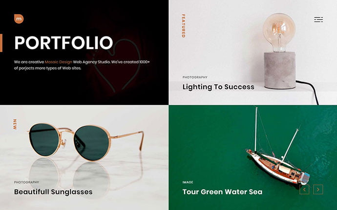 222 - 35+ Awesome Twitter Bootstrap Portfolio Site Templates