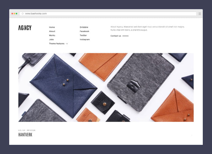 Agncy - 35+ Compelling Case Study WordPress Themes [year]