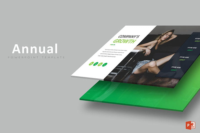 Annual - 35+ Attractive Annual Report Powerpoint Templates [year]