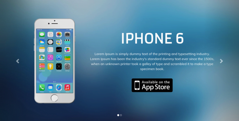 Appz - 41+ Awesome Parallax Landing Page Themes [year]