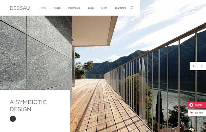 Architect-Portfolio-WordPress-Themes - 36+ Amazing WordPress Themes For Architect Portfolio [year]